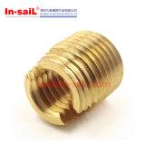 302個の真鍮のセルフ・タッピング内部の糸の挿入ナット