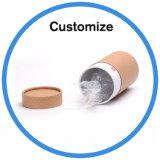 Farbe gedruckt ringsum verpackendes Papiergefäß mit Firmenzeichen