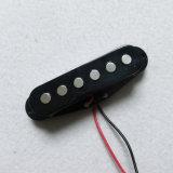 6.3mm磁極片の単一のコイルStのギターの積み込み