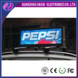 Double Side Wireless Taxi Roof LED Screen Taxi Display LED