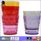 透過健康の世帯水コップのプラスチックコップ