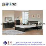 Hölzernes Königin-Größen-Bett-moderne Wohnungs-Hotel-Möbel (SH039#)
