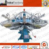 Imprimantes automatiques de poulpe de Silkscreen