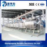 상업적인 청량 음료 채우는 생산 라인/탄산 물 병조림 공장