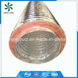 Silenciador flexible del conducto de ventilación