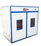 Incubadora equipada do ovo da capacidade 5000 do preço da incubação da incubadora do ovo para a venda em India