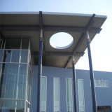 Fertigmetalzelle-Ausstellung-Hall-Ausstellungsraum