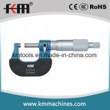 '' измерение дюйма микрометра снаружи 2-3 вне микрометра