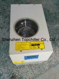 Refrigeratore di acqua raffreddato aria impaccato con gli scambiatori di calore dell'acciaio inossidabile