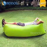 2017新しい空気ベッドのソファーの1口の膨脹可能なLoungerの不精なスリープ袋