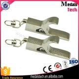 Regalos de Boda Brass Abrillantador de botella de metal suave esmalte metal con anillo