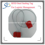 Etiqueta de sello RFID pasivo de 13.56MHz para gestión de almacenes