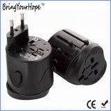 Multi-Country Adapter van de Stop van de Reis van de Veiligheid van het Gebruik Universele (xh-uc-019)