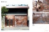Période de printemps et d'automne avec la décoration de cheval