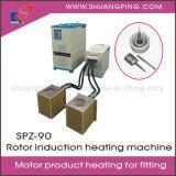 Macchina termica dell'alloggiamento e del rotore dello statore del motore