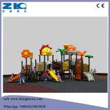 Preiswertes Kind-Spiel schiebt im Freien/Kinder drei lang Plättchen/kundenspezifisches Wasser-Plättchen für Verkauf