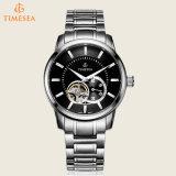 Van het Bedrijfs roestvrij staal van de luxe Waterdicht Automatisch Horloge voor Mensen 72615