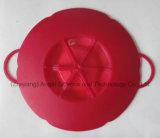 De Kurk van de Morserij van het silicone, het PanDeksel van de Pot van het Silicone SL02
