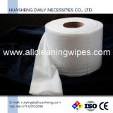 Wipes Rolls Spunlace Nonwoven сухие