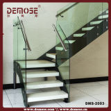 Escaleras caseras de la madera dura del ahorro de espacio (DMS-2093)