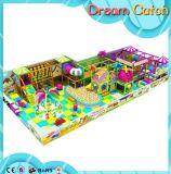 最上質の屋内運動場のいたずらな城の遊園地のゲーム
