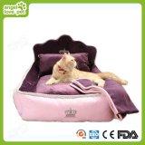 Plüsch-Baumwollbequemes Hundehaus-Haustier-Produkt