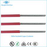 6 AWG UL1858 PFA Cable de alambre flexible de construcción de aislamiento de teflón