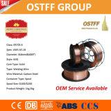 Schweißens-Draht der Qualitäts-Er70s-6 0.6mm 5kg/Spool MIG
