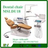 セリウムISOの証明書が付いている最新のデザイン歯科椅子Msldu18A
