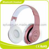 Écouteurs sans fil de Bluetooth d'écouteurs avec des écouteurs du support FM Radio& de carte de FT de microphone