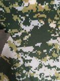Tissu 100% d'Oxford d'impression de camouflage de polyester avec l'enduit d'unité centrale