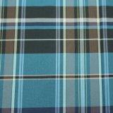 tela teñida hilado de la tela escocesa del Cuatro-Color 50d para la alineación de la ropa