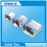 Bracelet en métal en acier inoxydable pour emballage