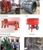 Automatisches Stahlrohr des verstärkten Beton-Hf-2000, das Maschine herstellt
