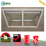 Doppia tenda lustrata Windows del PVC