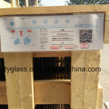 Glace de guichet durcie d'entrée principale pour Huanghai Dd6129s73