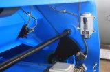 De hydraulische Scherende Machine van de Plaat