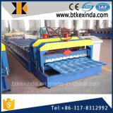 Hoja esmaltada del material para techos del metal del azulejo de Kxd 1080 que hace la máquina