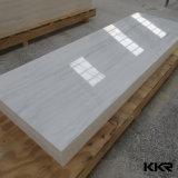 Lajes de superfície contínuas de pedra artificiais de Kkr para o assoalho