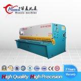 CNC o máquina para corte de metales de la hoja hidráulica del Nc