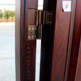Puerta de acero de la casa de la seguridad de Panit del nuevo metal 2017 para el exterior