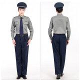 Uniformes uniformes do protetor de segurança do serviço do OEM das camisas do protetor para a venda