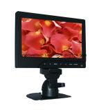 """CE, moniteur d'écran tactile d'affichage à cristaux liquides de la FCC 400CD/M2 7 """" avec le VGA, entrée de HDMI"""