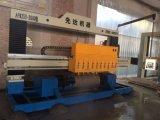Überseeservice nach den Verkäufen, die Machine/PLC Mable Granit-Lichtbogen-Platte-Poliermaschinen-/Grinding-Maschine/Steinprozeßmaschine polieren