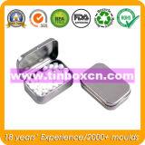 Мята олова прямоугольника может с качеством еды, чонсервной банкой камеди металла