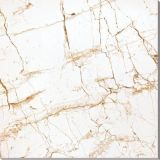Azulejos de suelo esmaltados por completo pulidos de la porcelana (VRP6D001)