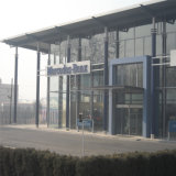 Estructura de acero prefabricada