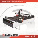 Machine de laser de fibre d'Ipg 700W1000W pour le tube et la pipe en métal de découpage