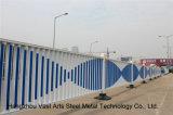 Haohan de alta qualidade Weld Portable Highway Guardrail 1