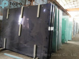 Het gekleurde Donkerblauwe Glas van Vensters/het Gekleurde Glas van het Blad van de Vlotter (C-dB)